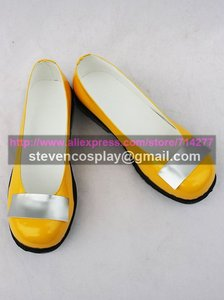 Custom-made Cheap Vocaloid SeeU Cosplay Shoes Cosplay shoes(China)
