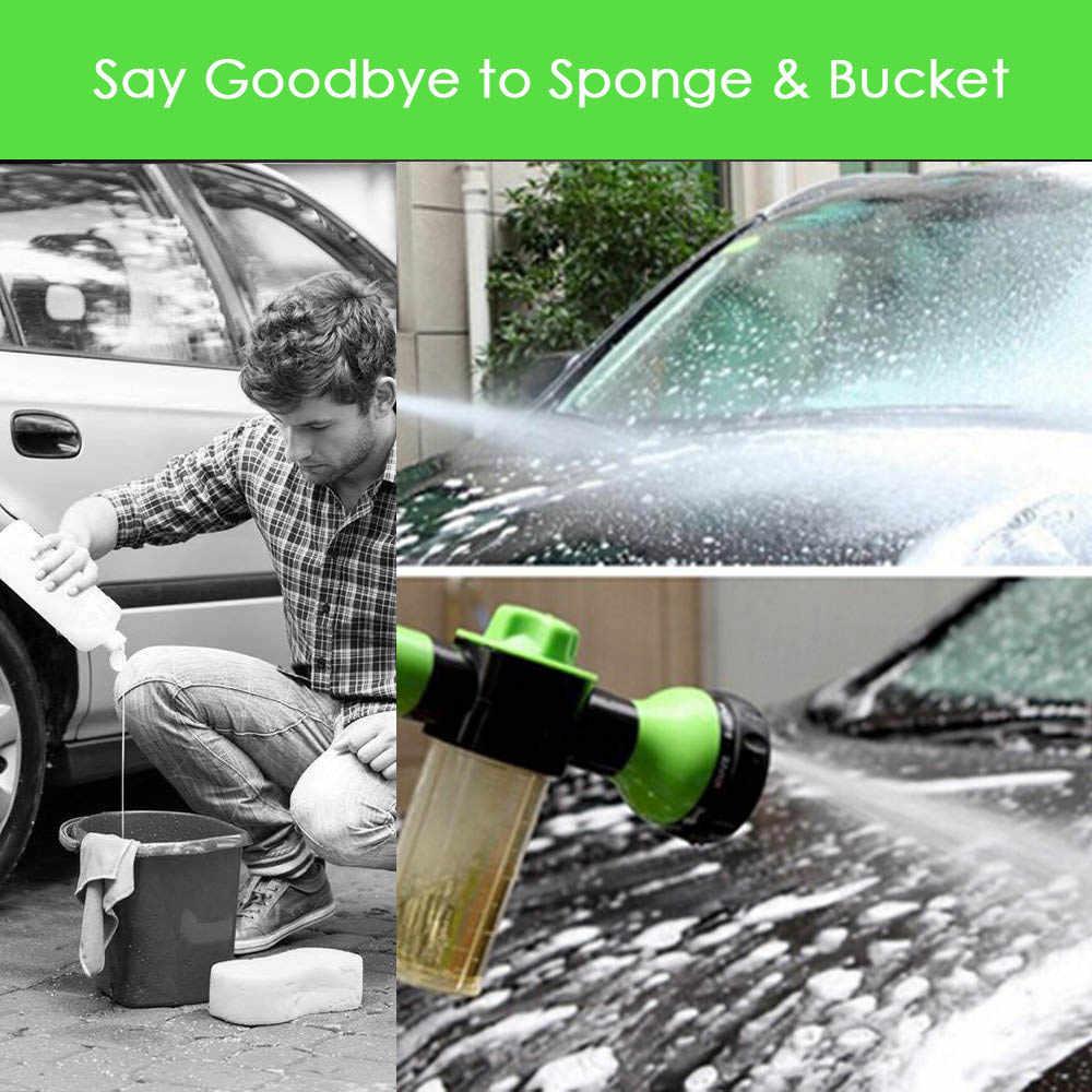Professionele Multifunctionele Auto Schuim Waterpistool Auto Wasmachine Water Pistool Hoge Druk Reinigen Thuis Auto Wassen Schuim Pistool