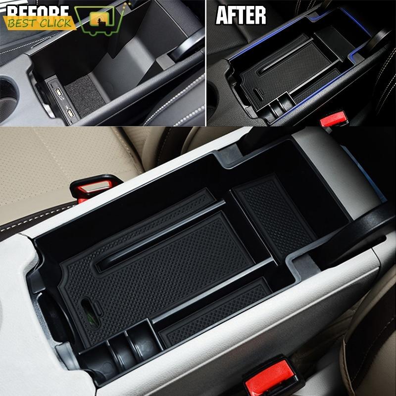 Armrest Storage Box For Mercedes Benz A260 A200 A180 B180