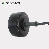 QS Motor Customizable 12000W 273 70H V3 E car Hub Motor