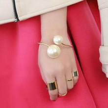 Valentine's day gifts Wedding Jewelry Gold Color Big Ball Do