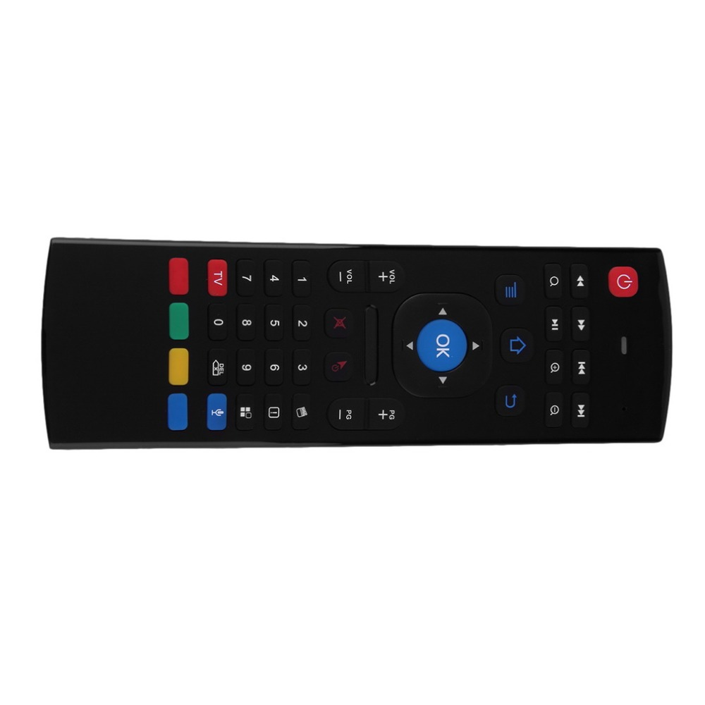 New 2.4G Remote Control Air Mouse Wireless Keyboard for MX3 Android Mini PC TV Box Wholesale
