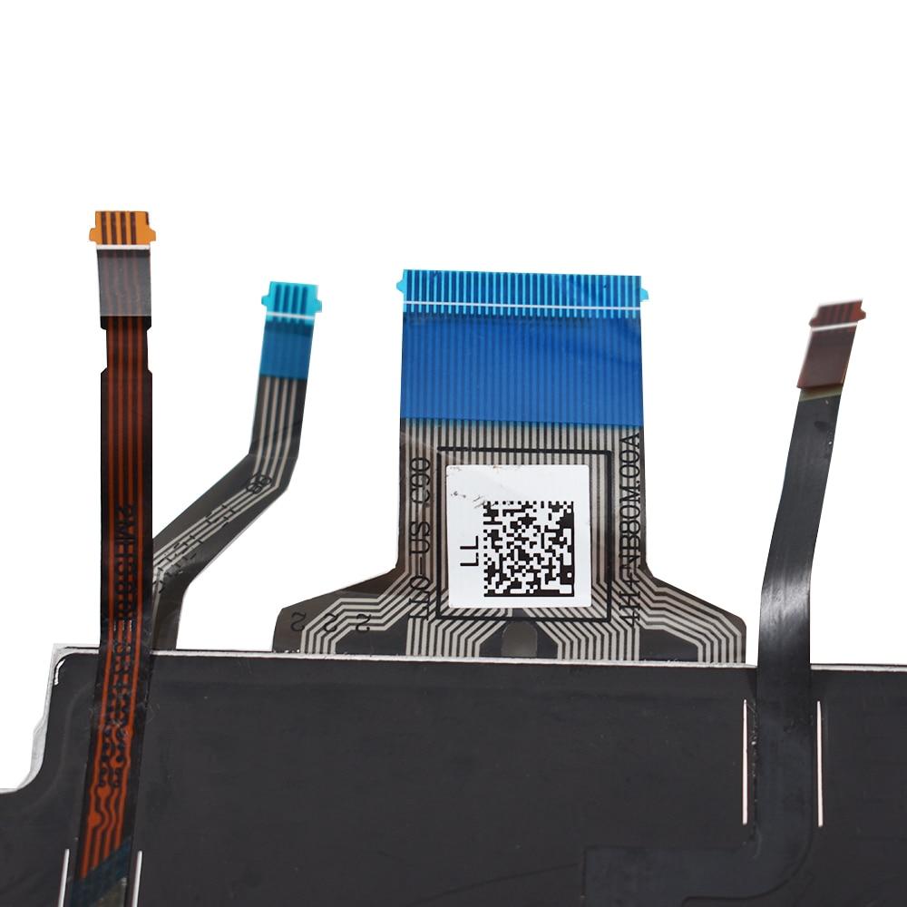 Backlit Keyboard Pointer /& Buttons for Dell Latitude E5550 E5570 Laptops 383D7
