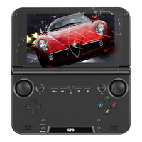 Newest Original GPD XD Plus 5 Inch Android 7.0 system 4 GB/32 GB MTK 8176 Hexa core Handheld Game Console Tablet Laptop