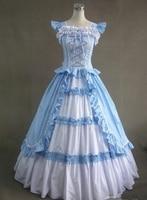 Gothic Lolita Dress Princess Prom Dress Cosplay Tailor Victorian Dress Custom Made