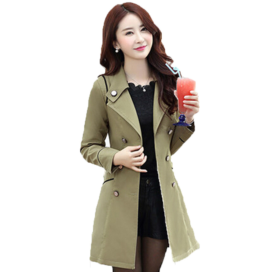 Collection Trench Coats Women Pictures - Reikian