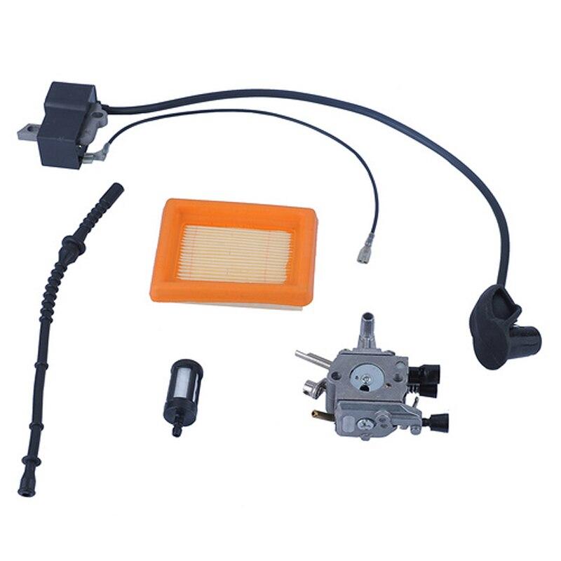 Vergaser für Stihl FS120 FS120R FS200 FS020 TS200 FS250 FS300 FS350 Freischneide