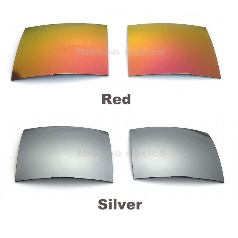 UV400 TAC Mirrored Polarized Lens For Sunglasses Lens For Glasses