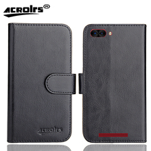 INOI kPhone 4G Case 6 Colors Dedicated Soft Flip Leather Special Crazy Horse Phone Cover Cases Credit Card Wallet