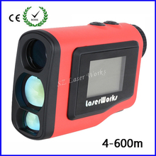 2018 New Monocular Angle of Elevation 600M Laser Golf Rangefinder Laser Height Angle Finder with angle and Slope Function