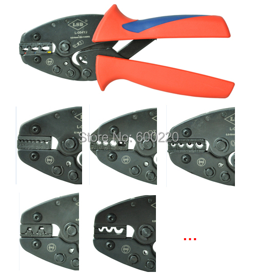 buy l series mini crimping tool for different types and sizes of the terminals. Black Bedroom Furniture Sets. Home Design Ideas