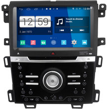 Winca S160 Android 4.4 System Car DVD GPS Headunit Sat Nav for Ford Edge 2011 – 2014 with Wifi / 3G Host Radio Tape Recorder