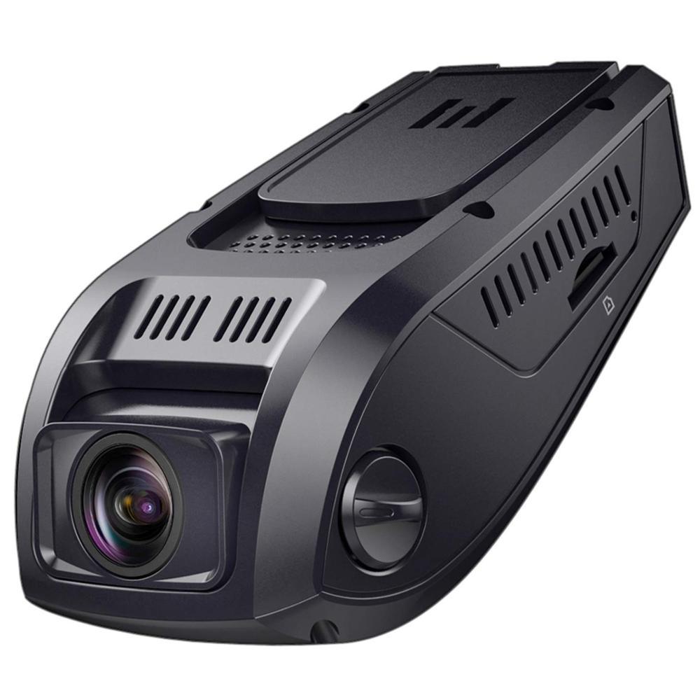 Pruveeo F5 FHD 1080P Dash Cam Discreet Design Dash Camera for Cars 170 Wide Angle