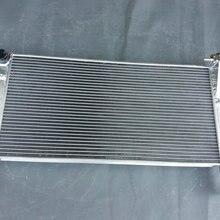 Алюминиевый радиатор для hyundai Genesis Coupe 2.0L Turbo MT Theta I4 2,0 TCi 2010-2012 2011