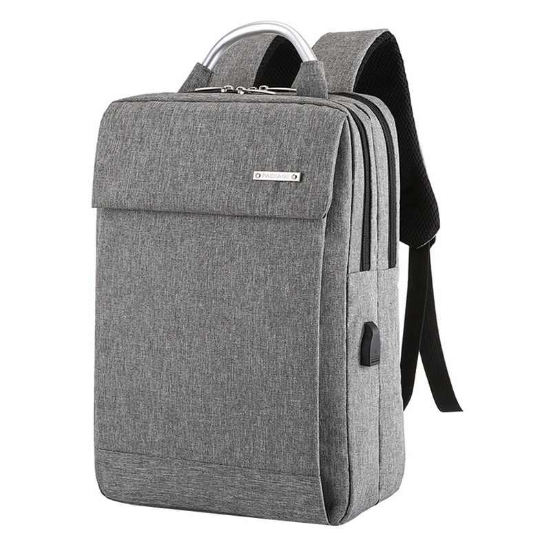Litthing Anti Theft Usb Laptop Backpack 2019 Business Large Capacity Backpack Men Computer School Bag Travel Bagpack Student Bag