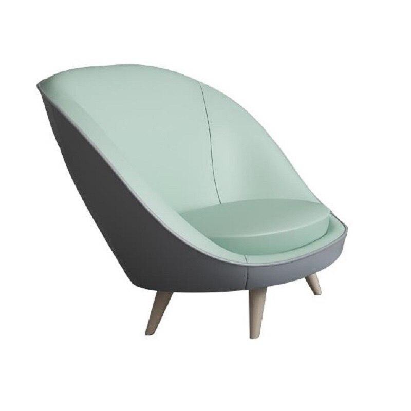 Recliner moderna puff para sala meuble de maison futon for Mobili per la sala moderni
