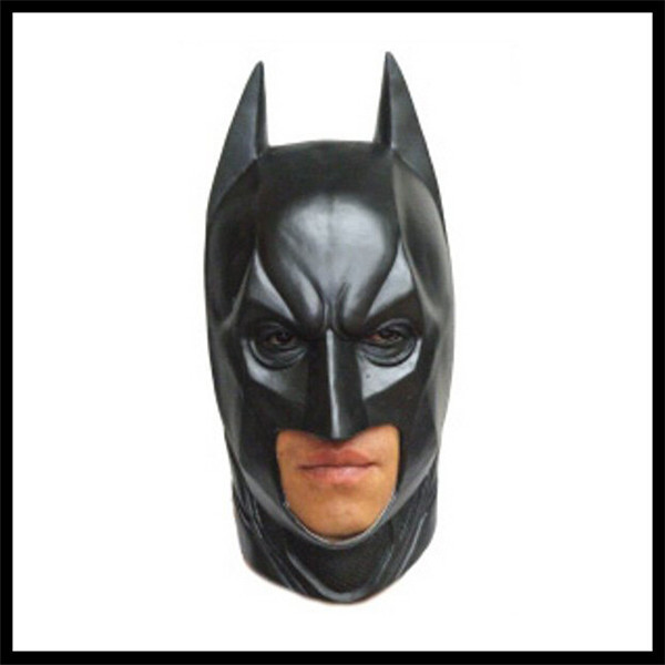 Free Shipping Batman Mask Halloween Party Cosplay Mask Manufacturers