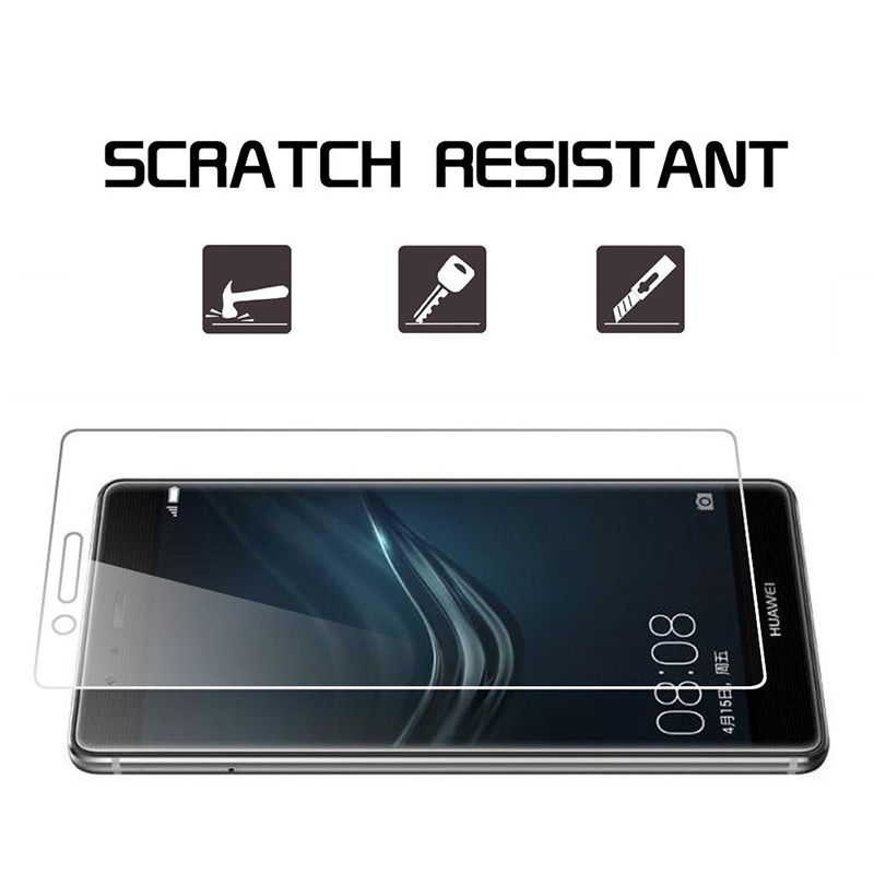 2.5D 0.26mm 9H Explosion Proof Tempered Glass for Huawei P9 Lite Plus Screen Protector Glass Film for Huawei P9 Lite G9 Lite6