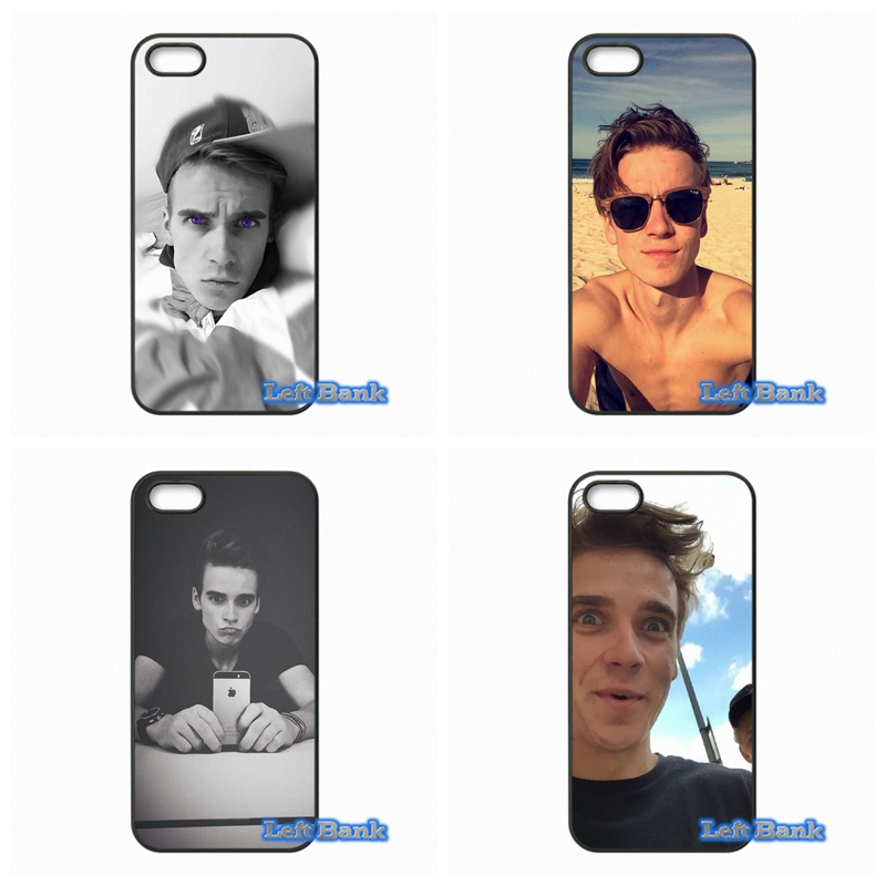 Joe Sugg Phone Cases Cover For Apple iPhone 4 4S 5 5S 5C SE 6 6S 7 Plus 4.7 5.5 iPod Touch 4 5 6