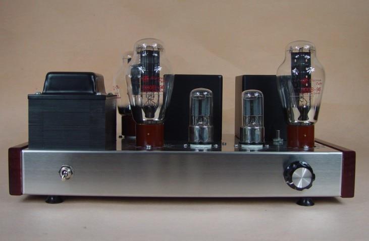 DIY Kit 300B Tube Amplifier Kit 6N8P+300B vacuum tube amplifier kit