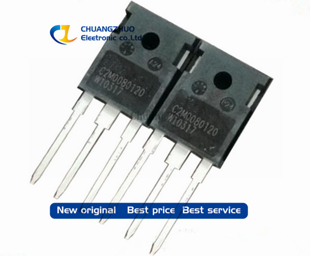 C2M0080120D MOSFET N-CH 1200V 31.6A TO247