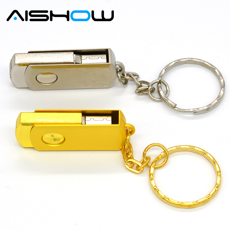 4G 8GB 16G 32G cool super mini spin USB Flash Drive U Disk creative USB 2.0 Memory Drive Stick Pen creative gift U17-022601