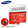 Original SAMSUNG 80MB/S Memory Card Micro SD Card EVO+ EVO Plus 64GB 32GB 16GB Class10 TF Card C10 SDHC/SDXC UHS-1 TF Card 32GB