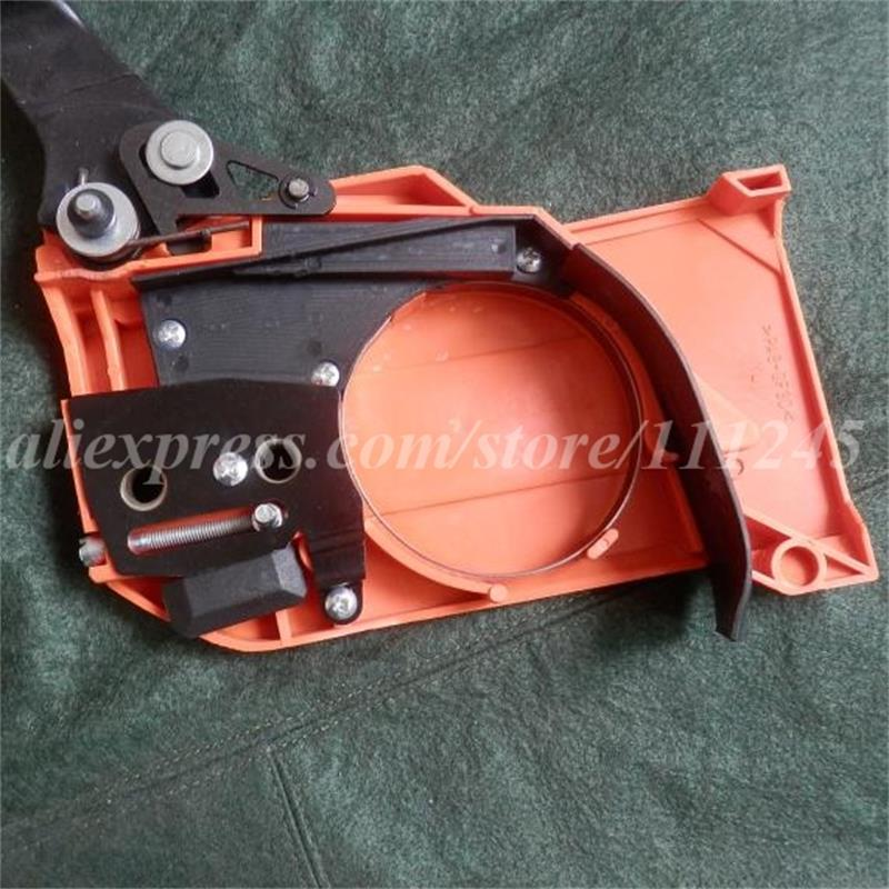 CHAIN BRAKE HANDLE HOUSING FITS ZENOAH G4500 5200 5800 5900 & CLONE 45CC  52CC 58CC 59CC CHAINSAWS SPROCKET COVER