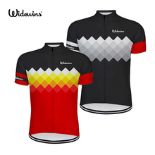 2017 Men's Cycling jerseys Cycling Team widewins cycling clothing MTB/ROAD Bicycle clothes Bike Wear Short Sleeve Quick Dry 8020
