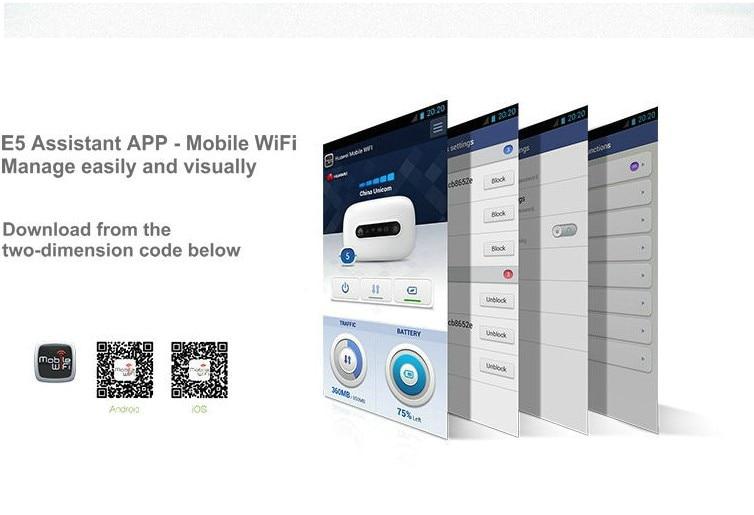 US $98.0 |Brand New Huawei E5730 Mobile Wi Fi 3G Wireless Hotspot + Battery Power Pack|wireless hotspot|wi fi 3gmobile wi fi AliExpress