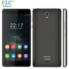 "Original Oukitel K4000/K4000 Lite 4G LTE Smartphone MT6735 Quad Core 5.0 ""2 GB + 16 GB Android 5.1 4000 mAh Batería Móvil teléfono"