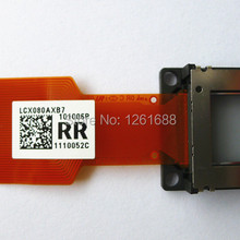replacement LCD panel LCX080 LCX080A LCX080AXB LCX080AVB For Projector
