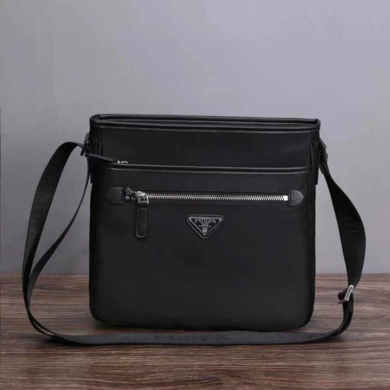 Pulapai sacchetto di spalla degli uomini impermeabile panno di Oxford 2019 nuovi uomini di borsa di affari di modo casuale borsa di tela degli uomini