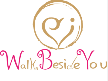 WALK BESIDE YOU