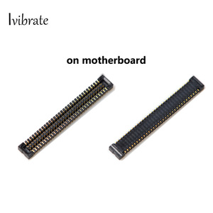 2 stks FPC connector Voor Letv LeEco Le 1 Pro x800 lcd-scherm op moederbord moederbord Voor Letv LeEco le 1Pro X 800(China)