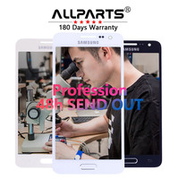Warranty 4 5 Super AMOLED LCD For SAMSUNG Galaxy A3 2015 Display A300 A300H A300F A300FU