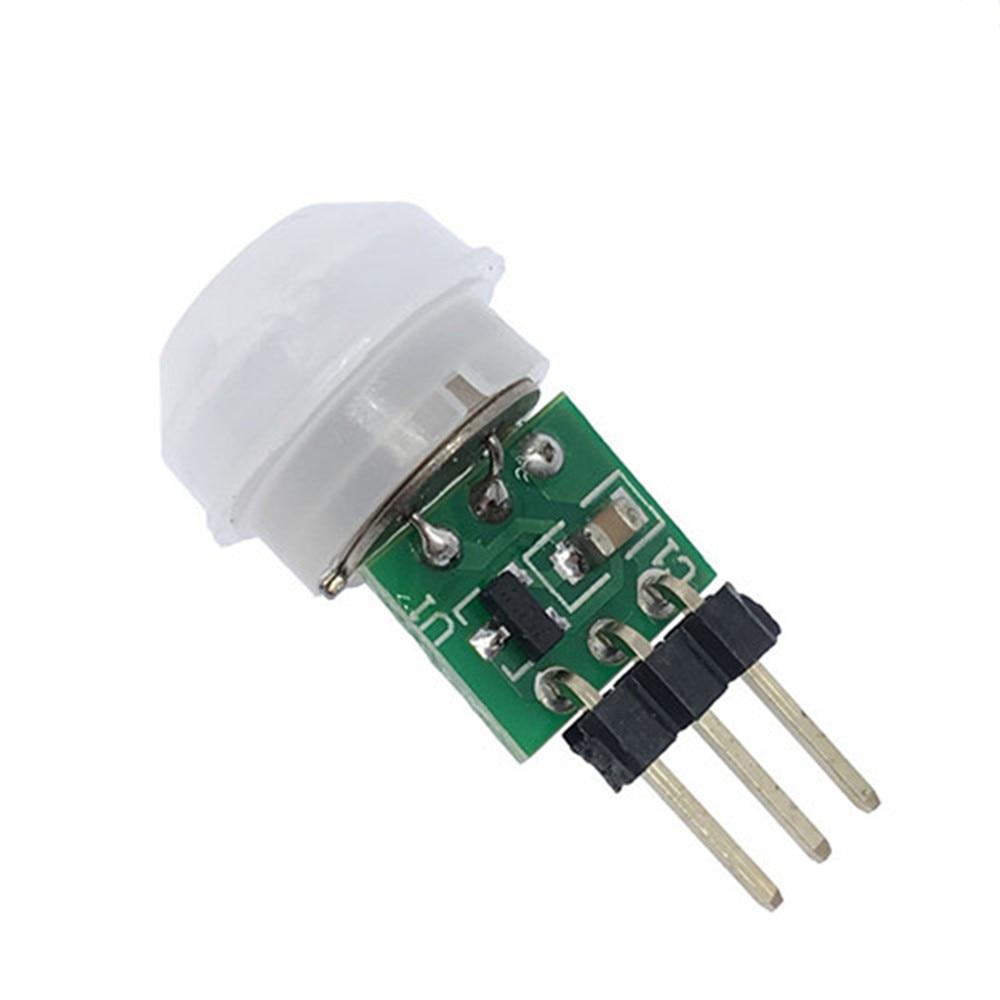 Am312 Sensor Mini Ir Pyroelectric Infrared Pir Motion Human Sensor Automatic Detector Module Board Evident Effect Active Components