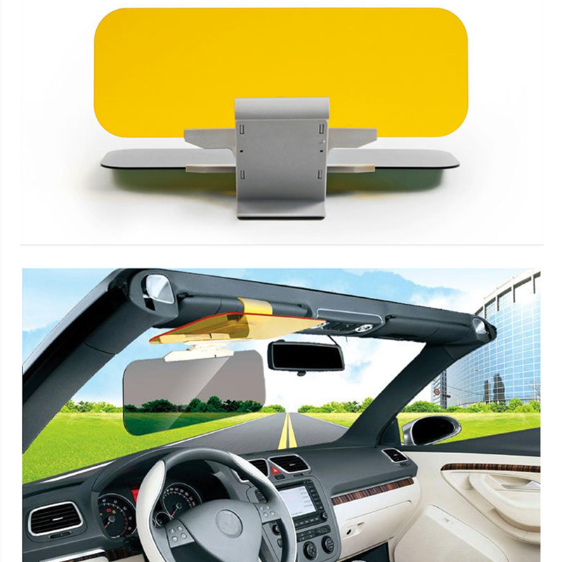 Nouvelle Voiture Pare-Soleil De Voiture Conduite Miroir pour Nissan Tiida Teana Skyline Juke x-trail Almera Qashqai 2016 2017 Juke Ensoleillé accessoires