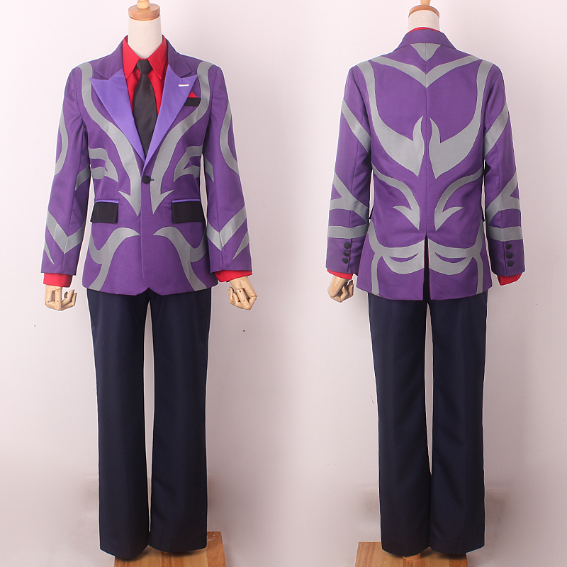 Tokyo Ghoul cosplay CCG shuu tsukiyama suits cosplay costumes цены онлайн