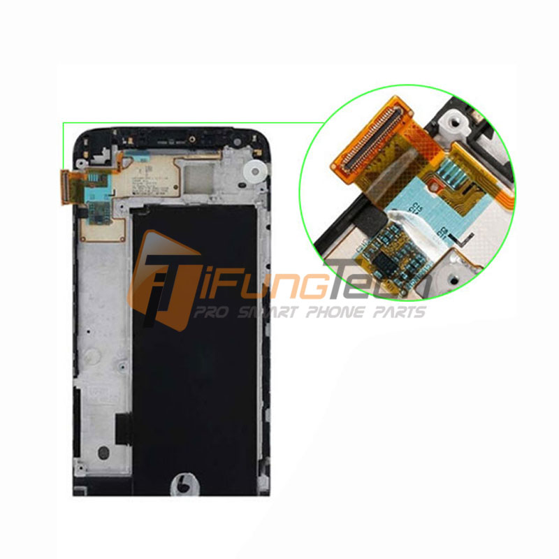 100% New LCD for LG G5 H850 LCD Screen Display with Touch Screen Digitizer Assembly + Frame Free Shipping 5Pcs/Lot new lcd touch screen digitizer with frame assembly for lg google nexus 5 d820 d821 free shipping
