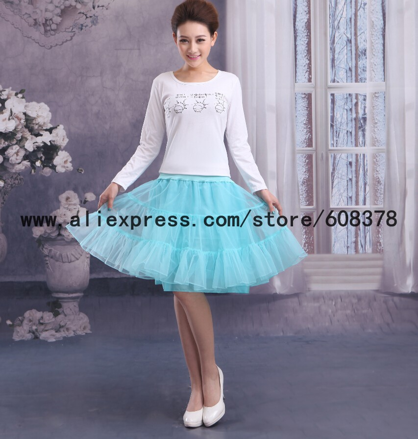 Fancy Crinoline rockabilly Organza Vintage Mini sexy short Woman Skirt Lady  Tutu For wedding sexy pictures of mature