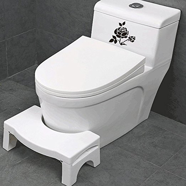 Toilet Stool Step Relief Digestion Problem Naturally