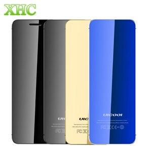 Image 1 - Ulcool v36 카드 휴대 전화 1.54 인치 mtk6261d 지원 터치 키 블루투스 2.0 fm 안티 분실 gsm 듀얼 sim 핸드폰