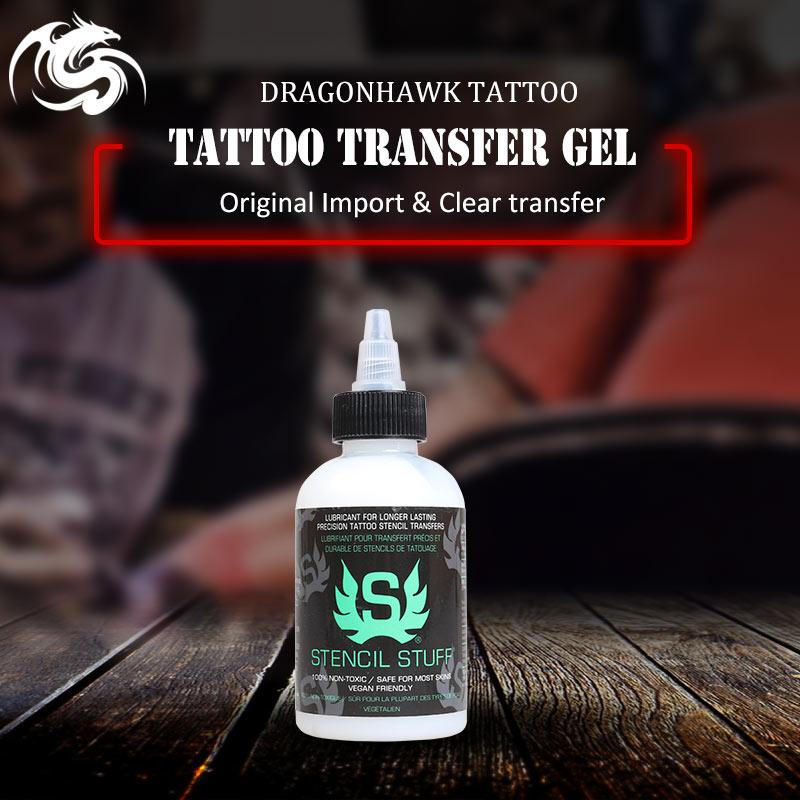 Livraison Gratuite 4 oz Pochoirs De Tatouage Transfert Gel 125 ml Tatouage Fournitures de Transfert