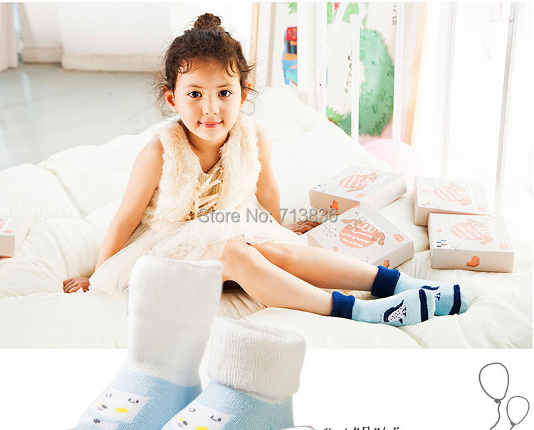 [Eleven Story] Lovely socks for baby girls/boys spring autumn fall kids retail wear 1BB406PT-42M