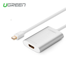 Ugreen Thunderbolt Порт Mini Displayport для HDMI Адаптер Display Port DP Кабель для Apple MacBook Air Pro iMac Mac