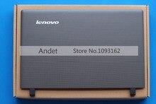 Nouveau LCD D'origine Couverture Arrière pour Lenovo Ideapad 100-15 LCD Arrière Couvercle Noir Gris L'assemblée AP1HG000100 AP1ER000100
