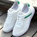 Новые ежедневные дышащие человек сетки случайные спортивная обувь мода резиновые нижние обувь Корейский сетки обувь мужская sub поверхности кроссовки