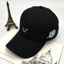 2019 Casual Baseball Caps Men Women Couple Solid Color Letter Printing Hip Hop Hat Outdoor Cute Style Summer Dad Hat