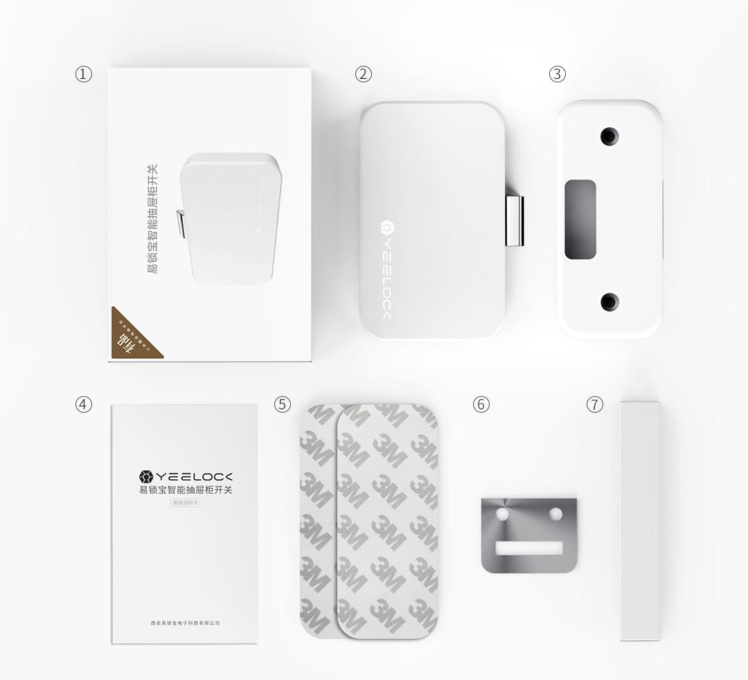 Xiaomi умный замок; часы; roidmi;